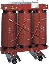 Сухие трехфазные трансформаторы TRIHAL с литой изоляцией